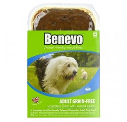 Krmivo pre psov, Benevo Adult Grain-Free Vegetable Feast, 395g