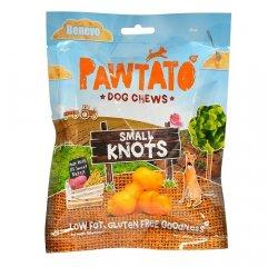 Odmena pre psy, Benevo Pawtato Knots Small, 150g