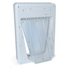 PetSafe® SmartDoor™  - elektronické dvierka - L + internetová televízia SledovanieTV na dva mesiace v hodnote 11,98 €