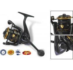 Rybársky navijak s prednou brzdou - Blac Magic FD FD 420