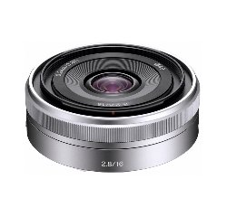 SONY SEL-16F28 - 16 mm objektiv