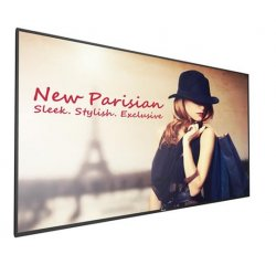 "Philips LCD D49"" 49BDL4050D - E-LED, wifi, 24/7, 4+1 Core, Android 4, 49"", IPS 8bit,H=1%, E-LED, 1920x1080, 450cd/m2"