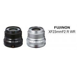 Fujifilm FUJINON XF23 F/2 R WR - Black + internetová televízia SledovanieTV na dva mesiace v hodnote 11,98 €