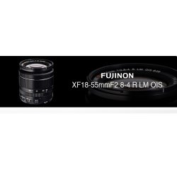 Fujifilm FUJINON XF18-55mm F/2.8-4 R LM OIS