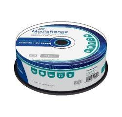 MEDIARANGE DVD+R 8,5GB 8x Dual Layer spindl 25pck/bal