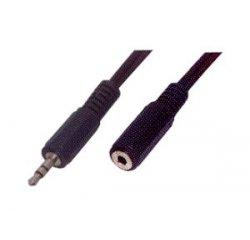 Kabel CABLEXPERT prodlouž jack 3,5mm M/F, 3m audio