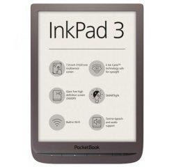 PocketBook 740 Inkpad 3, Dark Brown , tmavě hnědý ebook reader, 7,8´´ E-ink1872 x 1404 LCD, Wifi, 8GB+SD