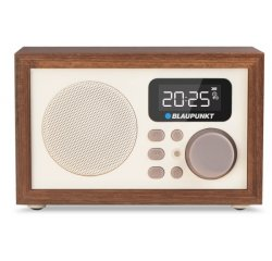 Rádio BLAUPUNKT HR5BR, FM PLL/SD/USB/AUX, budík