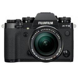 Fujifilm X-T3 + XF18-55MM - Black
