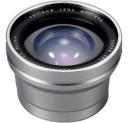 Fujifilm FUJINON WCL-X70 Wide Angle Lens Silver