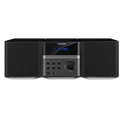 Micro systém BLAUPUNKT MS7BT FM/CD/MP3/USB/Bluetooth + internetová televízia SledovanieTV na dva mesiace v hodnote 11,98 €