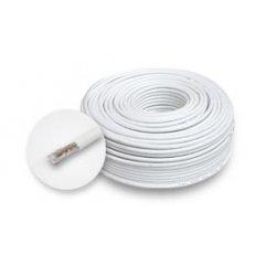 Kábel koaxiál RG6 1m