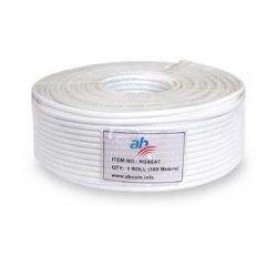 Kábel koaxiál AB RG6 SAT  1m