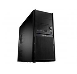 CoolerMaster case Elite 342, black, USB 2.0, bez zdroja, mATX