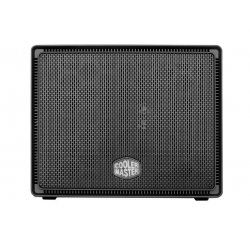 CoolerMaster case Elite 110, black, USB 3.0, bez zdroja, mini ITX