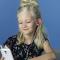 Thomson detské slúchadlá EAR3106, silikónové štuple, ružové/biele